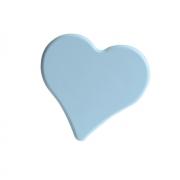 Ручка-кнопка 32 мм, отделка голубая 0086CE164CV