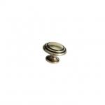 Ручка-кнопка, отделка бронза глянец 10.721.B26