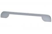 Ручка-скоба 192-160мм, отделка хром матовый лакированный 8.1081.192160.42