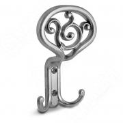 WAP.801.000.00AN ROME Крючок трехрожковый серебро состаренное
