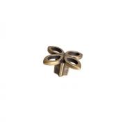 Ручка-кнопка, отделка бронза античная французская 10.824.B25