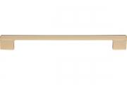 8.1012.224192.0903 Ручка-скоба 224-192мм, отделка золото матовое