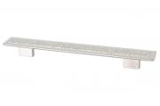 MC 8.1044.192160.30 Ручка-скоба 192-160мм, никель матовый