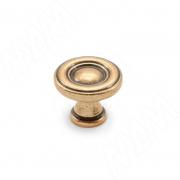 WPO.811.025.00A8 Ручка-кнопка D25мм бронза Орваль