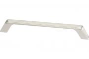 8.1134.0160.35 Ручка-скоба 160мм, отделка никель глянец шлифованный