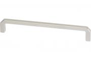 8.1146.0160.34 Ручка-скоба 160мм, отделка никель глянец шлифованный