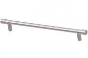 8.1149.0192.34-33 Ручка-скоба 192мм, отделка никель глянец шлифованный