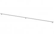 8.1149.1172.34-33 Ручка-скоба 1172мм, отделка никель глянец шлифованный