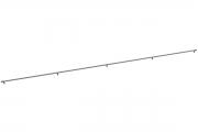 8.1149.1794.0238-0238 Ручка-скоба 1794мм, отделка темно-серая