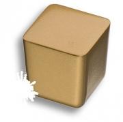 8151-200 Ручка кнопка, матовое золото