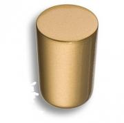 8162-200 Ручка кнопка, матовое золото