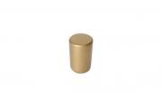 MC 8162/200 Ручка-кнопка, отделка золото матовое