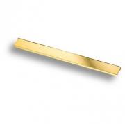 8260 0224 GL Ручка скоба, глянцевое золото 224 мм
