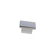 Ручка-кнопка 16мм, отделка хром глянец 8080/400