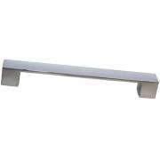 Ручка-скоба 160мм, отделка хром глянец 7461/400