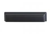 WMN.831X.096.M00N4 Ручка-ракушка 96мм, отделка черный матовый