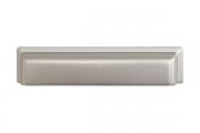 WMN.831X.096.M00F7 Ручка-ракушка 96мм, отделка никель лакированный