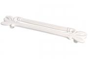 WMN.837X.128.M00M2 Ручка-скоба 128мм, отделка белый глянцевый