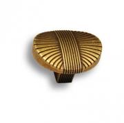 8491-831 Ручка кнопка, старая бронза