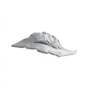 Ручка-скоба 32мм, отделка серебро 15078Z032D0.78