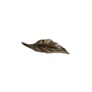 "Ручка-скоба 64мм, отделка бронза ""Валенсия"" 15078Z064S0.07"