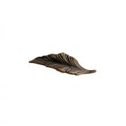 """Ручка-скоба 64мм, отделка бронза """"Валенсия"""" 15078Z064D0.07"""