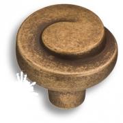 8871-831 Ручка кнопка, старая бронза