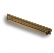 8880 0160 MAB Ручка раковина, старая бронза 160 мм