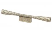 9.1355.0032.17N Ручка-кнопка 32мм, отделка серебро античное