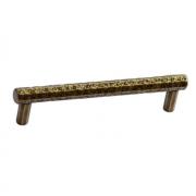 Ручка-рейлинг 128мм бронза состаренная WMN.761.128.00D1
