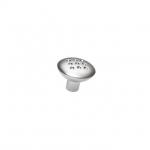Ручка-кнопка, отделка хром матовый 303.24.SC