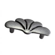 Ручка-скоба 64мм, отделка старое серебро с блеском WMN.682X.B64.M00E8