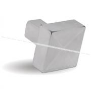 TRIBAL Ручка-кнопка хром матовый A-1272.G6