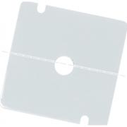CALIPSO Вставка белая для ручек A-1405 A-1405.T38