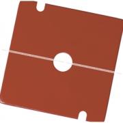 CALIPSO Вставка красная для ручек A-1405 A-1405.T39