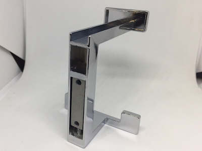 2324/ZN1 Крючок, отделка хром глянец