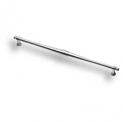 BU 004.320.15 Ручка скоба, глянцевое серебро 320 мм