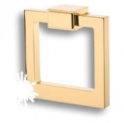 BU 014.75.19 Ручка кольцо, глянцевое золото