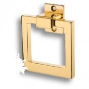 BU 014.75 CS 19 Ручка кольцо, глянцевое золото