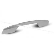 ALTERNATIVE Ручка-скоба 128мм хром матовый C-3274.G6