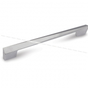 TRIBAL Ручка-скоба 128мм хром матовый C-3374.G6