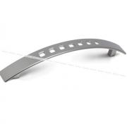 ASTER Ручка-скоба 128мм никель матовый C-434.G5