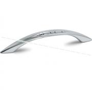 KOBRA Ручка-скоба 96мм хром C-663.G2