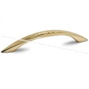 KOBRA Ручка-скоба 96мм золото C-663.G3