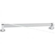 Ручка-рейлинг 320мм нерж. сталь/стекло прозрачное E20.0320.SSG