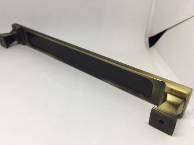 Ручка-скоба, 205*24*28 мм, 192 мм RS-027-192 BA