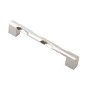 Ручка-скоба,   128 мм EL-7060-128 BSN