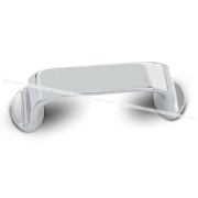 FRANCESCA Ручка-скоба 64мм хром FRN.64.CL