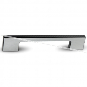 Ручка-скоба 160мм металлик G029.0160.AB