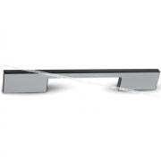 Ручка-скоба 224мм металлик G029.0224.AB